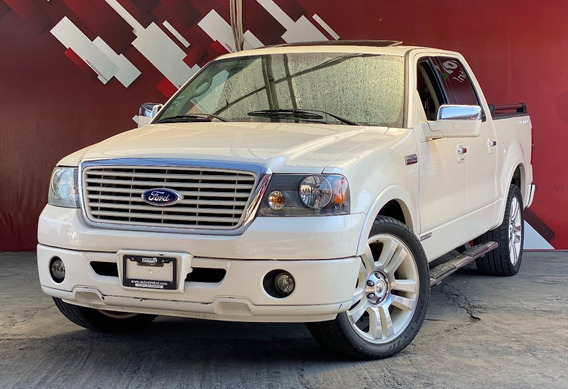 Ford Lobo Limited 2008