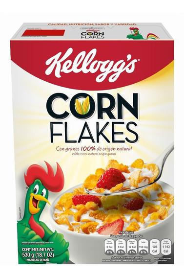 Corn Flakes Kellogg´s 530 Grs.