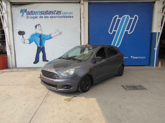 Ford Figo 5p Impulse L4/1.5 Aut A/a
