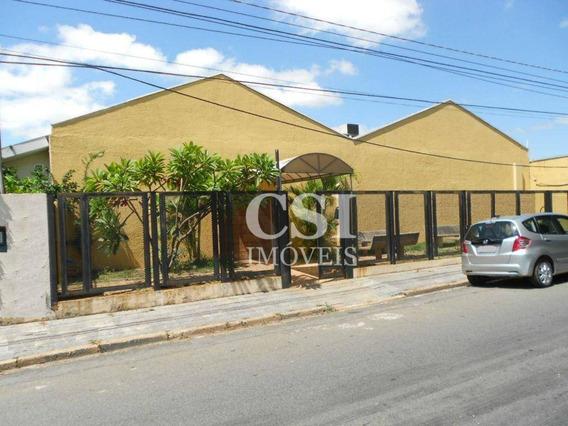 Prédio Comercial Para Locação, Botafogo, Campinas. - Pr0017