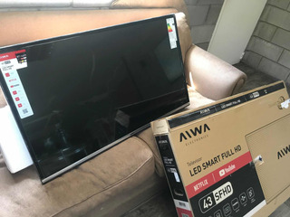 Led Smart Full Hd 43 Aiwa