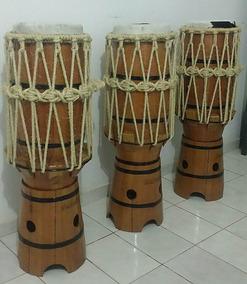 Atabaque Rumpi Para Capoeira,
