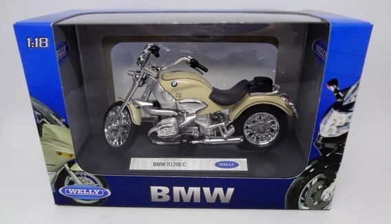 Bmw R1200c 1/18 - Welly