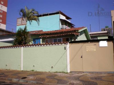Casa Residencial À Venda, Vila Nova, Campinas - Ca8365. - Ca8365