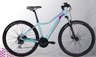 Bicicleta Mtb Vairo Pulsion V2 Rod 27.5 Disco Hidraulico