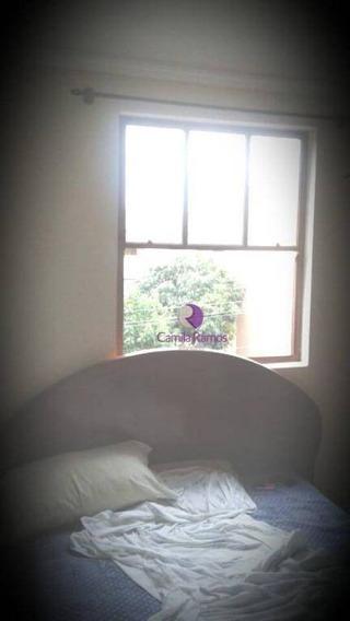 Apartamento Com 2 Dormitórios À Venda, 43 M² - Jardim América - Poá - Ap0668
