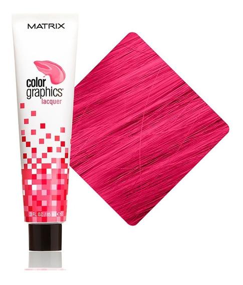 Tinte Colorante Color Graphics Hair Semi Magenta Matrix