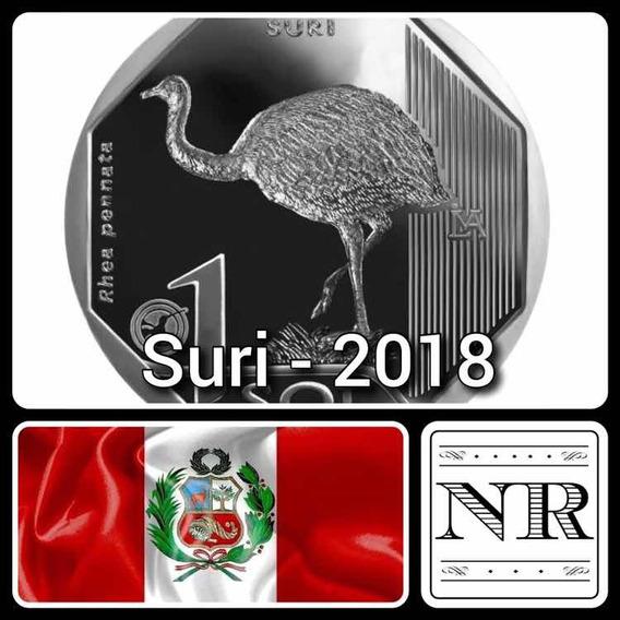 Peru - Suri - Fauna Silvestre 1 Sol 2018