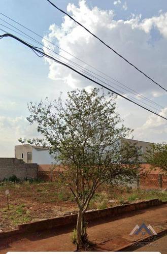 Terreno À Venda, 259 M² Por R$ 185.000,00 - Jardim Strass - Londrina/pr - Te0497