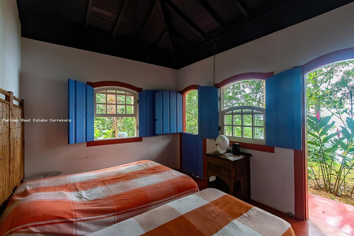 Casa Para Venda Em Paraty, Ilha Do Araújo, 3 Dormitórios, 3 Suítes, 5 Banheiros, 10 Vagas - 3144_2-1169322