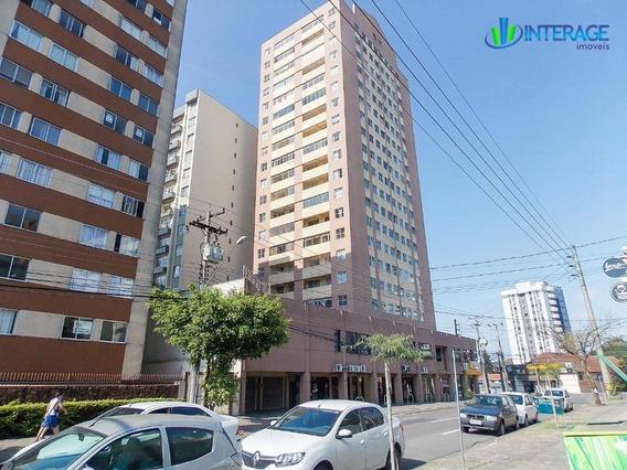 Apartamento Com 3 Dormitórios À Venda, 87 M² Por R$ 480.000 - Vila Izabel - Curitiba/pr - Ap0362
