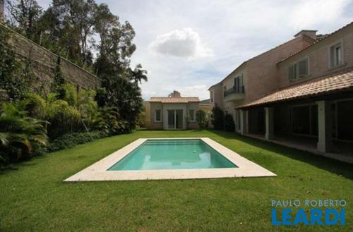 Casa Assobradada - Cidade Jardim  - Sp - 463668