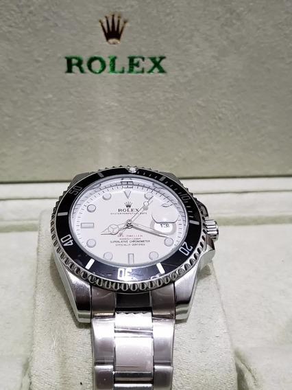 Relógio Masculino Submariner Prata Preto. Frete Grátis(rolex