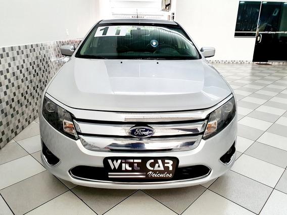 Ford Fusion Sel 1.5 16v 2011 Prata