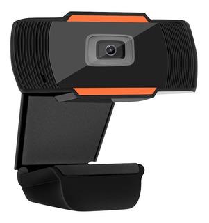 Cámara Web Hd 720p 1mp Para Teletrabajo Y Clases Virtuales