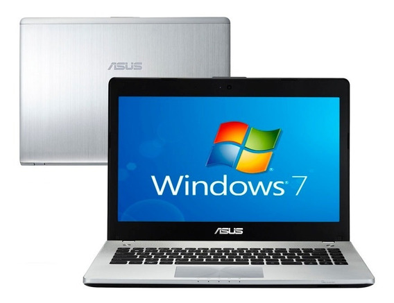 Notebook Asus N46vm I7-3610qm 4gb 1tb Geforce Gt630m Gamer