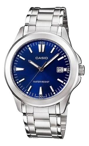 Reloj Hombre Casio Mtp-1215a-2a2 Análogo / Lhua Store