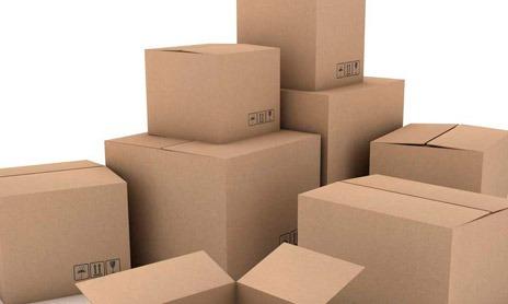 25 Caixas Papelão Ecommerce 26x17x24 Grande P/ 6 Litro Tinta