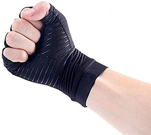 Guantes De Artritis De Compresión Con Infusión De Cobre Para