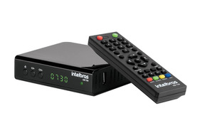 Receptor Conversor Digital Tv Hd E Gravador Cd730 Intelbras