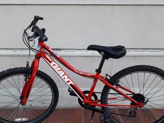 Bicicleta Giant Mtb Rod 24