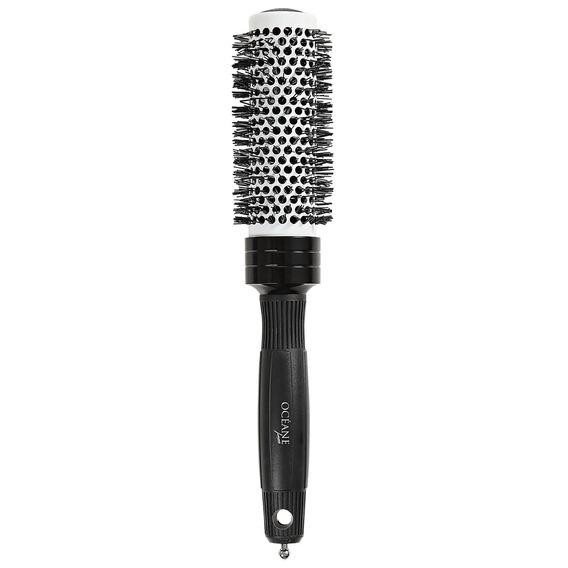 Océane Thermal Brush 33 Branca - Escova Térm Modeladora Blz