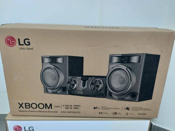 Equipo De Sonido Lg Cj44 5500watts