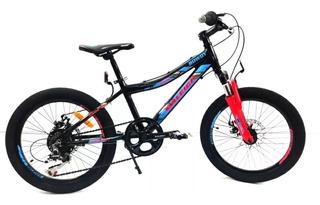 Bicicleta Niño Raleigh Rowdy R20- Runner Bike Belgrano