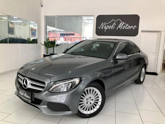 Mercedes Benz C200 2.0 Cgi Avantgarde 16v Gasolina 4p