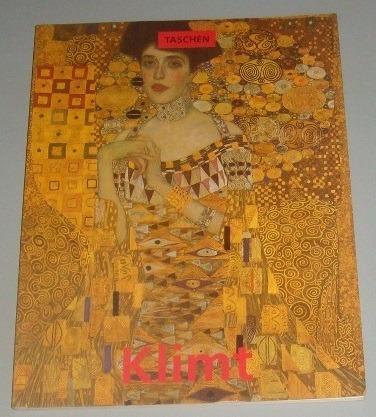 Artes - Livro Gustav Klimt (taschen) Em Alemão