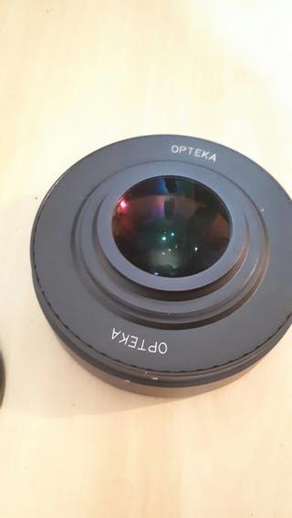 Lente Opteka Ultra Fisheye 72mm 0.3x