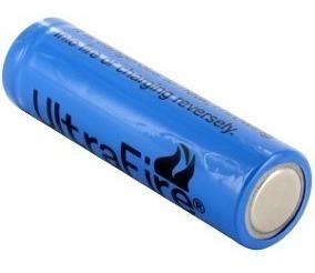 Bateria Pila 14500 3.7v 1500mah Recargable Lithium