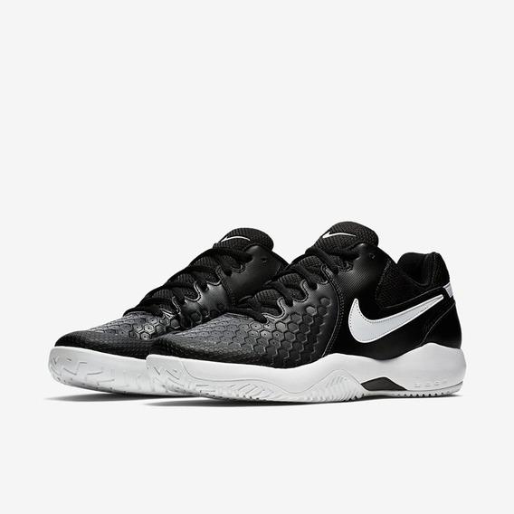 Zapatillas De Tenis Nike Court Air Zoom Resistance Negras
