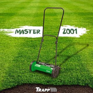 Cortadora De Césped Manual - Trapp - Master 2001