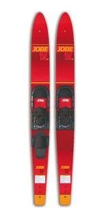 Ski Esquies Acuatico Allegre 67 Rojo
