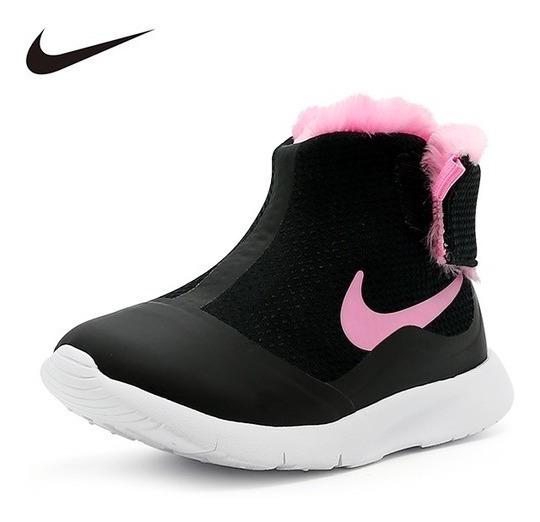 Botitas Niñas Nike Tanjun High Talle 24 O 26