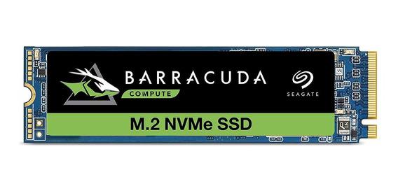 Disco Solido Ssd M2 Nvme 256 Gb Seagate Barracuda