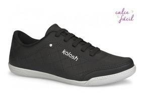 Tenis Kolosh C1301 Calce Facil Tcv Confortavel Dakota