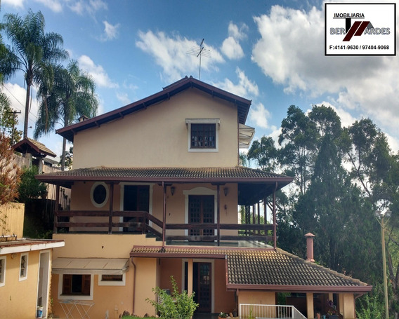 Casa Para Venda No Condomínio Vale Do Itamaraca, Vale Do Itamaraca, Valinhos - Ca00043 - 4407230