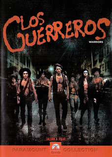 Los Guerreros The Warriors 1979 Pelicula Dvd