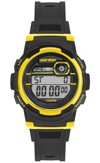Relógio Mormaii Nxt Fun Mo0201b/8y