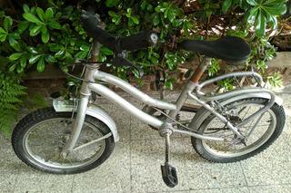 Bicicleta Mountain Bike Rodado 14 - Funciona Perfectamente !