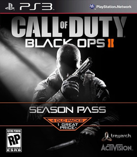 Call Of Duty Black Ops Ii And Season Pass Bundle Ps3 Digital