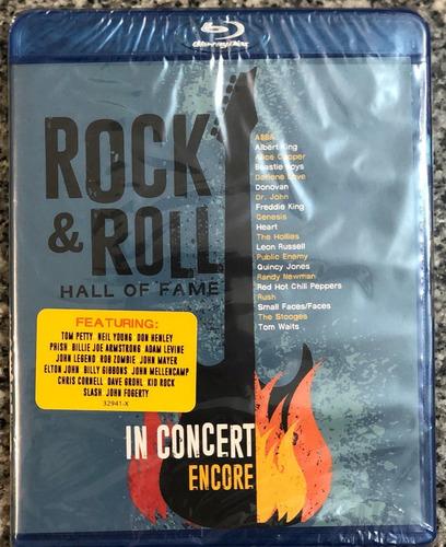 Imagen 1 de 2 de Rock And Roll Hall Of Fame In Concert Encore Blu-ray