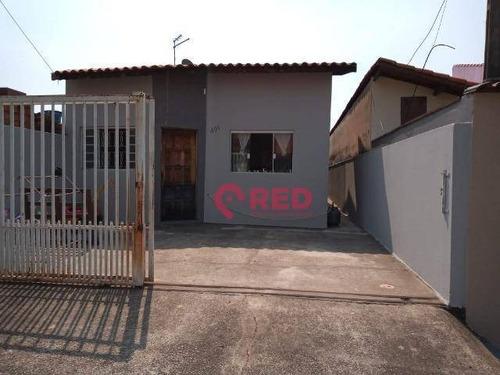 Casa Com 2 Dormitórios À Venda, 69 M² Por R$ 250.000,00 - Jardim Tropical - Sorocaba/sp - Ca0303