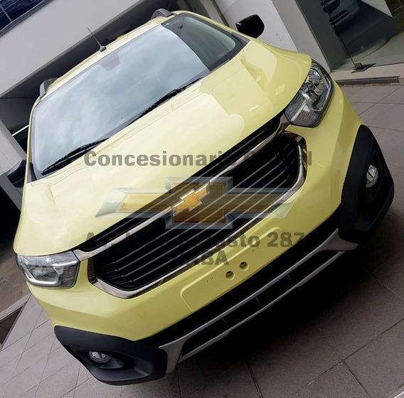 Chevrolet Spin Ltz Active At 0km 2020 #6