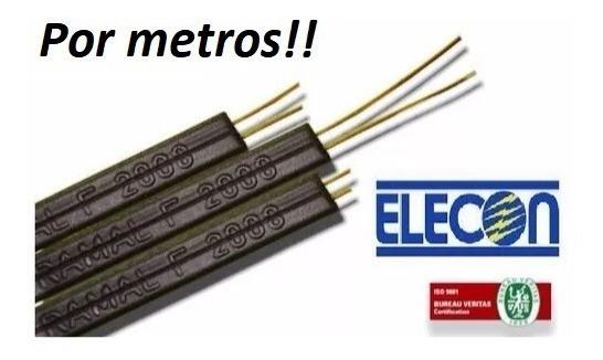 Cable Ramal Tipo F. 1 Par. Elecon. Por 10 Metros