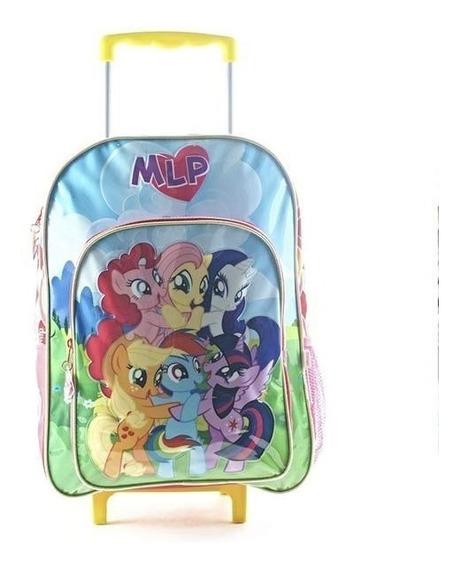 Mochila Carro 16 Soy Luna Disney Paw Patrol Pony Frozen