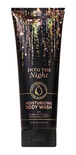 Imagen 1 de 1 de Into The Night Gel De Ducha Cremoso Bath & Body Works 296 Ml