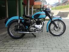 Triumph Bonneville 650 Modelo 1955 Moto Clasica Perfecta!!!
